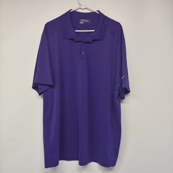 Nike Other - Nike Golf Dei Fit Purple 3xl Good Condition!